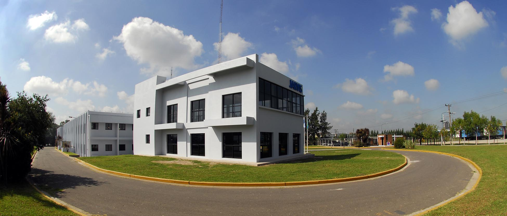 Edificio Laboratorio de Jarvis